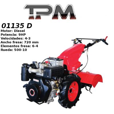 Motocultores diesel 01135 D