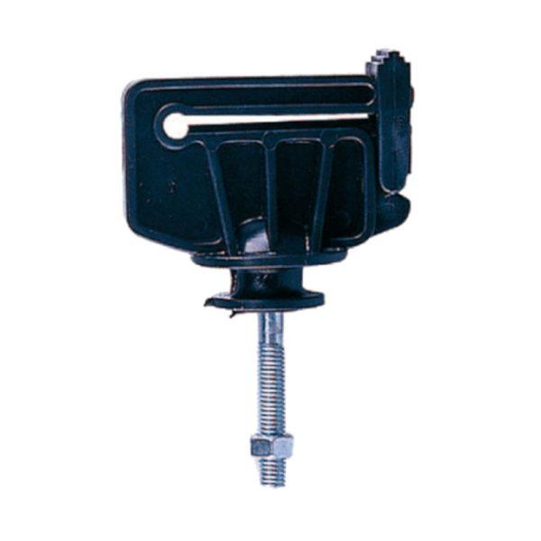 25 units metal post tape insulator