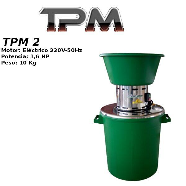 Molino cereales TPM 2