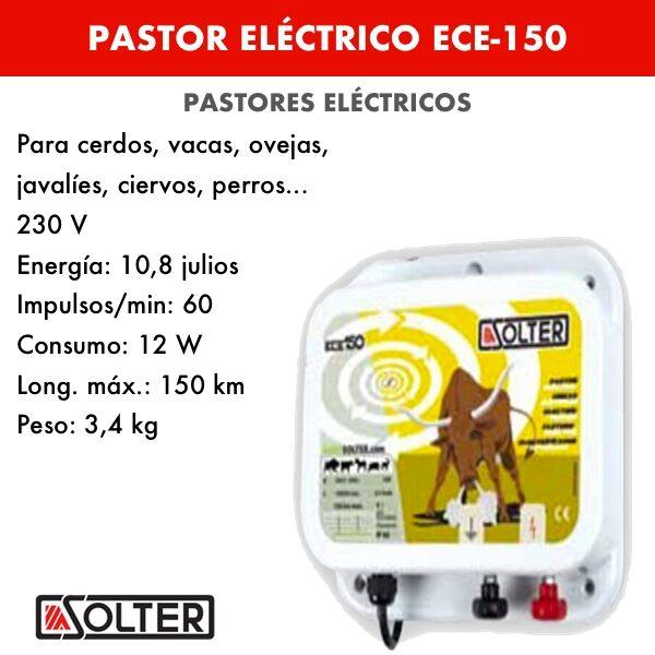 Pastor electrico ECE-150