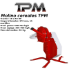Molino cereales toma fuerza TPM