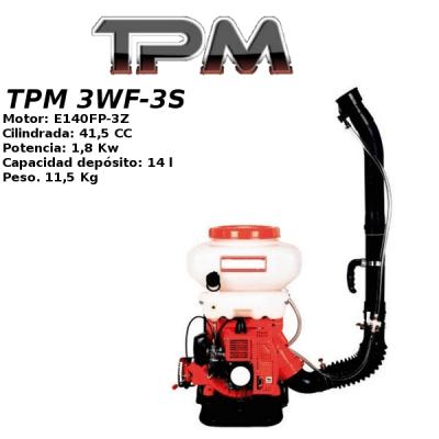 Atomizador TPM 3WF-3S