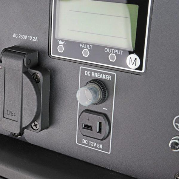 HY3200SEi Hyundai Gasoline Inverter Generators