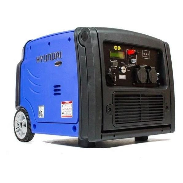 Generadores Inverter HY3200SEi Hyundai gasolina