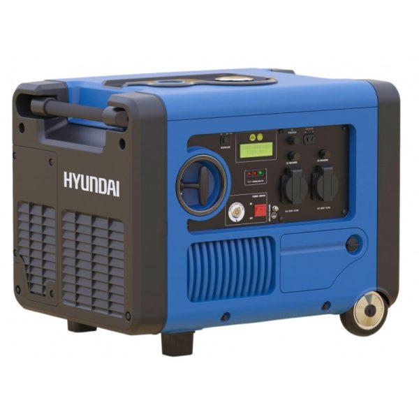 HY4000SEi Generador Gasolina Inverter HYUNDAI
