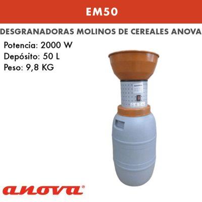 molino cereales Anova em50