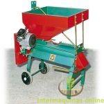 peladoras de almendras 5001/4MRS motor 380v