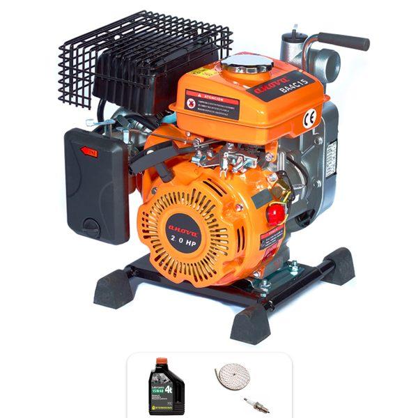 Anova BA4C15 water pump, 1,4 kW, 200 L / min, alt. max. pumping: 16 m