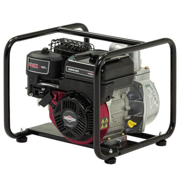 B&S WP2-35 gasoline motor pump