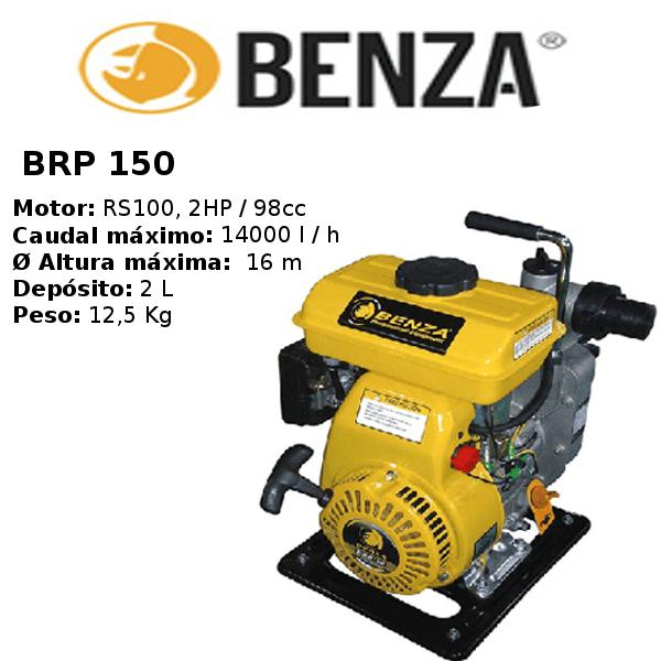 generador-benza-BRP 150