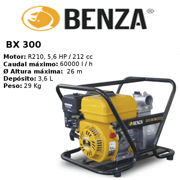 generador-benza-BX 300