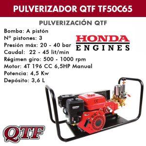 tf 50c-65 6,5 hp