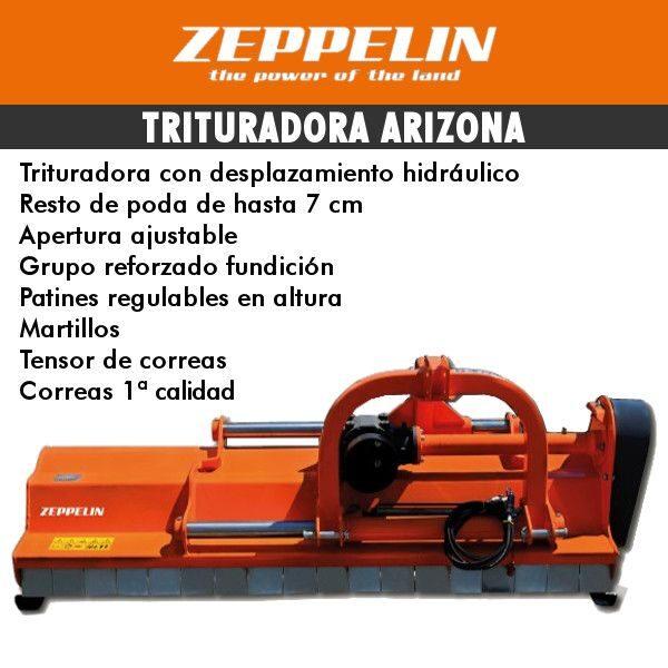 Trituradora Arizona