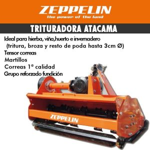 Trituradora Atacama