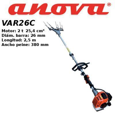 Vareadoras de aceitunas Anova VAR26C