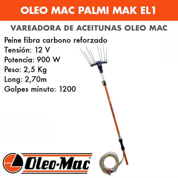 Vareadora de aceitunas OLEO MAC Palmi Mak EL 1