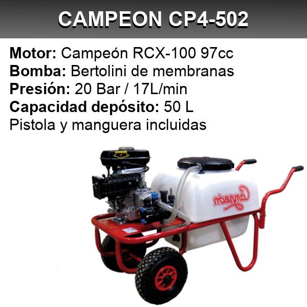 CP4-502 Intermaquinas