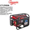 Generador electrico campeon CT-3500A
