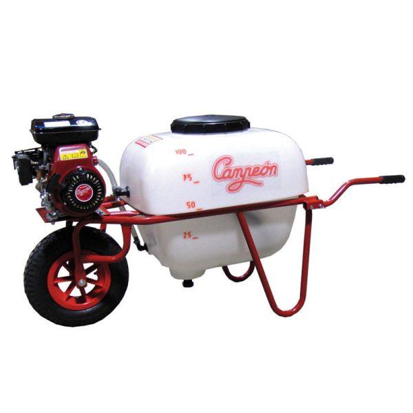 Camion de sulfatation 100 litres Campeon CP4-1001 97 cm2,5 XNUMX CV
