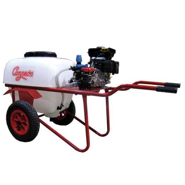Carretilla sulfatadora 100 litros Campeon CP4-1002 97 cc 2,5 cv