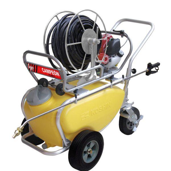Carretilla sulfatadora 50 litros Campeon CPHK-504 HONDA 35,8cc 1,6cv