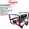 Generador electrico campeon GH-6500M