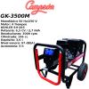 Generador electrico campeon GK-3500M