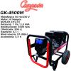 Generador electrico campeon GK-4500M