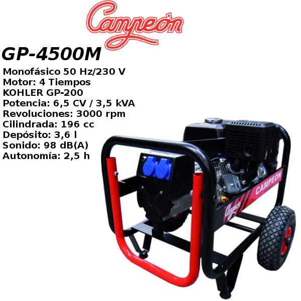 GP4500M