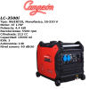 Generador inverter campeon LC-3500i