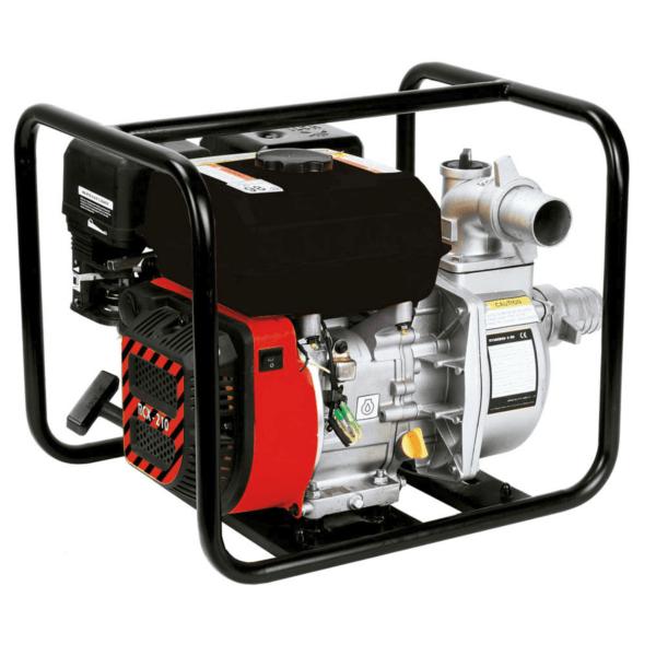 Champion MRX-50 Motorpumpe von 6,5 kW, 36000 l / Stunde, maximale Höhe 23 m.