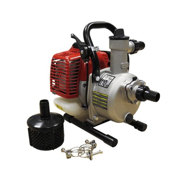 Champion SEH-25L motor pump of 1,10kW, 6900 l / h, Man. 32m.