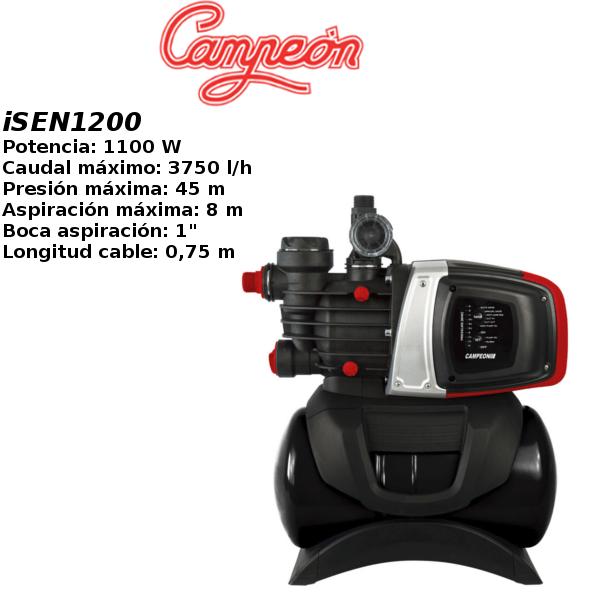 Grupo de presion campeon iSEN1200