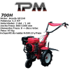 Motoazadas gasolina TPM 700H