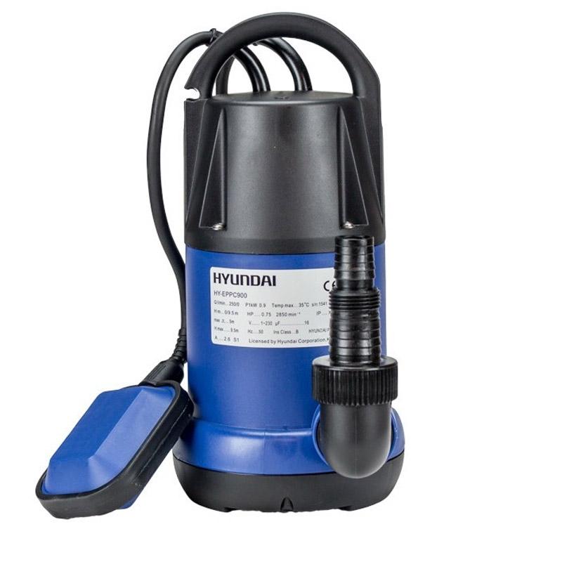 Hyundai water pumps Clean water HY-EPPC900