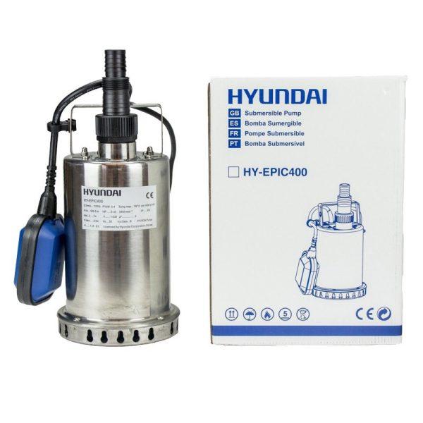 Hyundai HY-EPIC400 water pumps