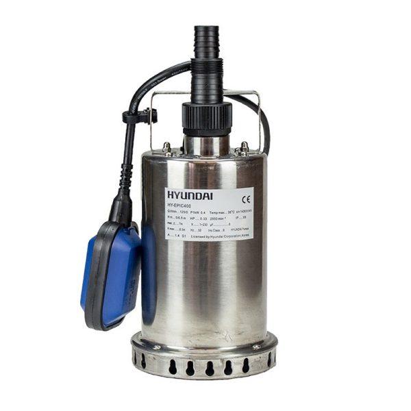 Hyundai HY-EPIC400 Wasserpumpen