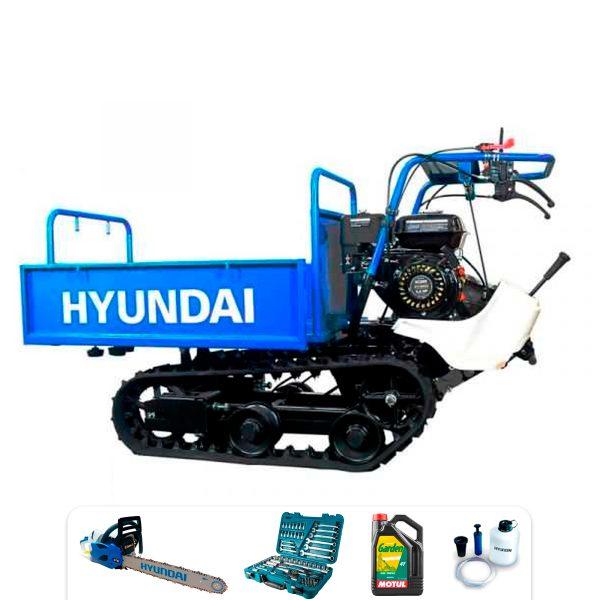 Carretilla oruga Hyundai HYMD330-8B