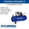 Compresor Hyundai HYACB200-3