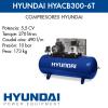 Compresor Hyundai HYACB300-6T