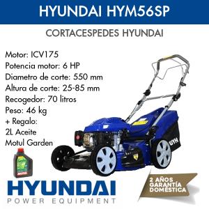 Cortacespedes HYundai HYM56SP