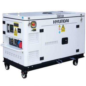 Generador electrico HYUNDAI DHY12000XSET