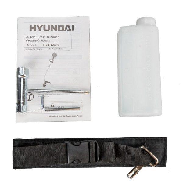 Desbrozadoras Hyundai HYTR2650 26cc