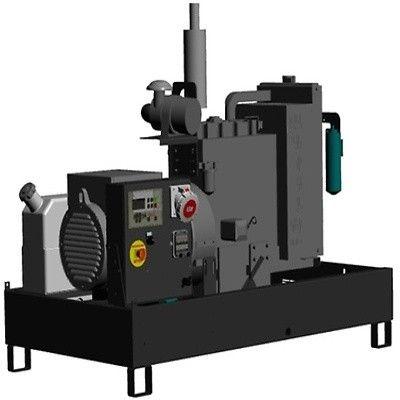 Generador electrico Pramac GBW