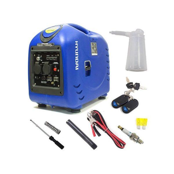 HYUNDAI HY3000SEi inverter generator