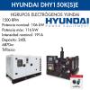 Generadores Hyundai DHY150K(S)E diesel trifásico