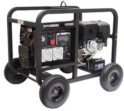 Motosoldadora Hyundai HYKW220DC (c.continua)