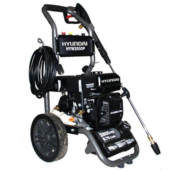 Hidrolimpiadora gasolina Hyundai HYW2500P Agua fría