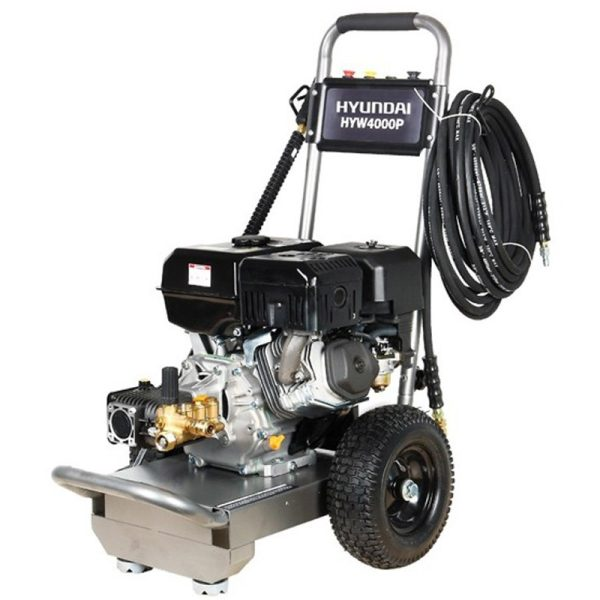 Hyundai HYW4000P petrol pressure washer Cold water