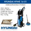 Hidrolimpiadora Hyundai HYWE 16-51